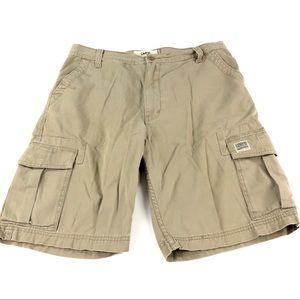 Levi's Men's Tan Cargo Shorts 38